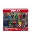 ROBLOX, Eroii din Robloxia Set 8 figurine 6 cm