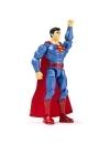 Set 2 figurine flexibile Super-man si Darkseid cu 6 accesorii, 10 cm