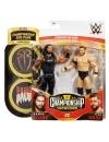 Set 2 figurine Roman Reigns & Finn Balor - WWE Showdown