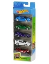 Set 5 masini Hot Wheels design exotics