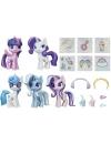 My Little Pony - Set 5 ponei Unicorn Sparcle