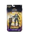 Set 7 figurine Marvel Legends Best Of Avengers 2019. 15 cm (Thanos BAF)