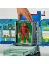 Set de joaca Ben 10 Deluxe Rustbucket (Transforming Alien Playset)