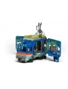 Set de joaca Ben 10 Deluxe Rustbucket (Transforming Alien Playset)