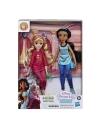 Set papusi Printese  Disney Aurora si Jasmin 30 cm