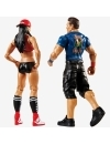 Set figurine Maryse & The Miz, WWE Battle Packs 51