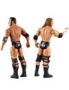 Set figurine The Rock & HHH - WWE Showdown 2-Packs 2 17cm