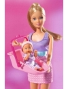 Papusa Steffi Love baby sitter 29 cm