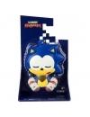 Sonic Boom, Clip On Emoji Sonic (sleppy) 7 cm