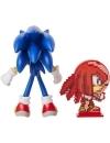 Sonic the Hedgehog, Sonic figurina flexibila 10 cm cu accesorii