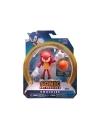 Sonic the Hedgehog, Knuckless (basket) figurina flexibila 10 cm