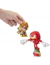 Sonic the Hedgehog , Knuckles figurina flexibila 10 cm cu accesorii