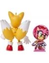 Sonic the Hedgehog , Tails figurina flexibila 10 cm cu accesorii
