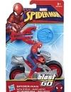 Set Figurina si Vehicul, Spider-Man Blast N Go - Spider-Man