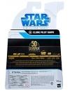 Star Wars The Clone Wars Black Series Lucasfilm 50th Anniversary Action Clone Pilot Hawk 15 cm