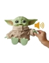 Star Wars The Mandalorian Electronic Plush Figure with Shoulder Bag The Child 28 cm