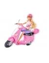 Papusa Steffi Love cu scooter