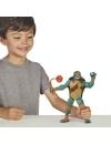 Testoasele Ninja - figurina Michelangelo gigant cu accesorii de lupta