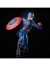 The Falcon and the Winter Soldier Marvel Legends Action Figure 2021 Captain America (John F. Walker) 15 cm