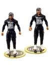 The Usos (Jimmy Uso & Jey Uso) WWE Showdown, Set 2 figurine 17 cm