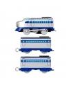 Thomas & Friends -  locomotiva  motorizata Kenji cu 2 vagoane si accesorii