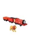 Thomas & Friends - locomotiva motorizata safari Lion James