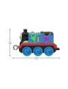Thomas and Friends - Locomotiva Thomas cu pete colorate (push along)