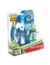 Toy Story, Set figurine Buzz Lightyear & Spaceship