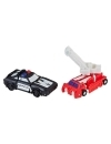 Transformers Generations War for Cybertron: Red Heat & Stakeout 4 cm