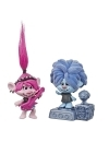 Trolls World Tour - set 2 figurine Rock City Bobble