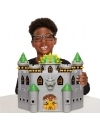 """World of Nintendo 2.50"""" Deluxe Bowser Castle Playset"""