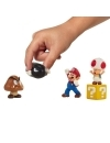 World of Nintendo Super Mario Acorn Plains 6 cm