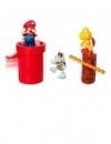 World of Nintendo Super Mario Diorama Set Dungeon