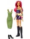 WWE Girls Fashion Dolls, Sasha Banks 30 cm