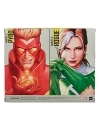 X-Men Marvel Legends Action Figure 2-Pack Marvel's Rogue & Marvel's Pyro 15 cm