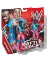 Xavier Woods & Kofi Kingston (New Day) WWE Battle Packs 46