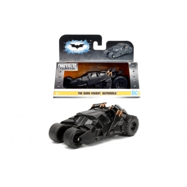 Batman 2008 The Dark Knight Batmobil, macheta auto 1:32