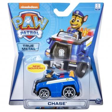 Patrula Catelusilor -  macheta  metalica Chase cu masina de politie