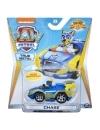 Patrula Catelusilor - macheta  metalica Chase supererou cu masina de politie