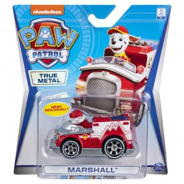 Patrula Catelusilor - macheta  metalica Marshall cu masina