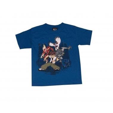Tricou albastru Ben 10
