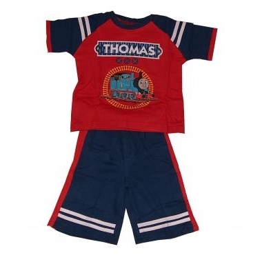 Thomas the Train - pantaloni scurti si tricou