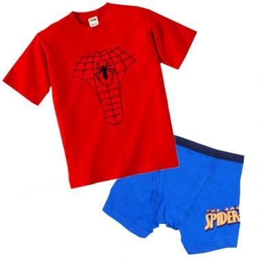 Spiderman - Lenjerie baieti