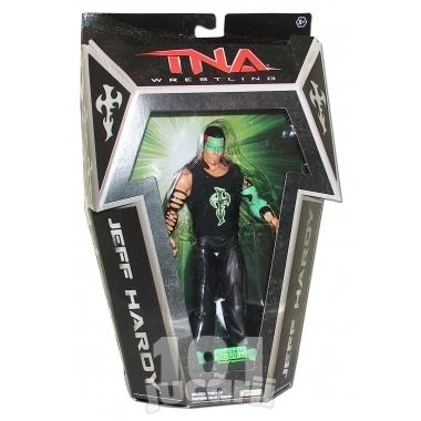 Figurina TNA 'Glow Paint' Jeff Hardy 18 cm