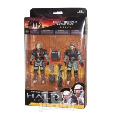 Halo Reach 2pack, UNSC Trooper Support Staff