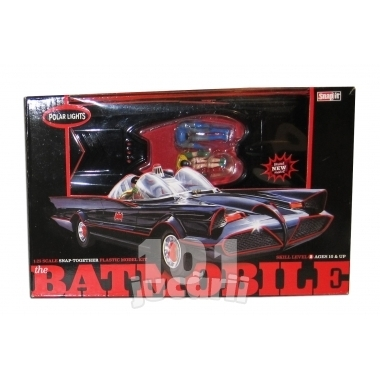 Model Kit (1/25 scale) Batmobile