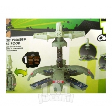 Ben10 Alien, Playset Training Room