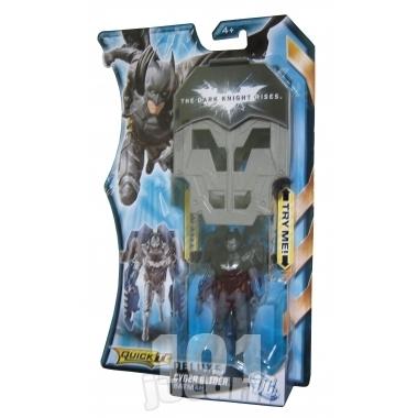 Figurina Batman - Cyber Glider 10 cm