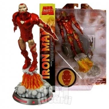 Marvel Select, Figurina Iron Man Extremis 18 cm
