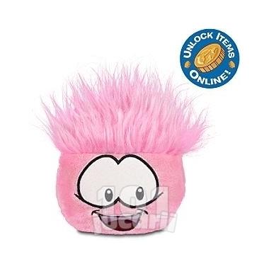 Club Penguin Puffle roz, Seria 6